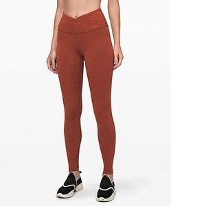 Lululemon Always On Hi Rise Yoga Running Tights